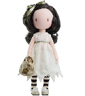 poupee-paola-reina Gorjuss i love you little rabbit 32cm